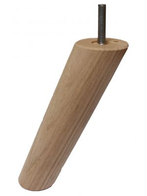 Maria Raw Oak Furniture Leg